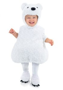 Cute Polar Bear Costume